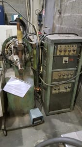 ARO L 510 A Spot welding machine i_03451360