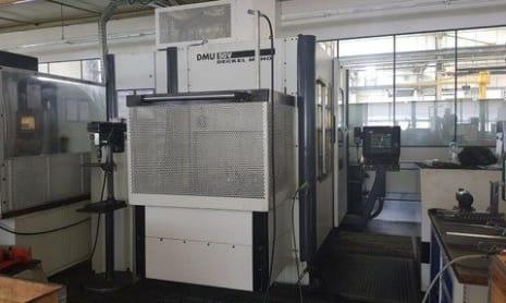 DECKEL MAHO DMU 50V Vertikales Bearbeitungszentrum i_03452512