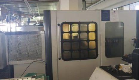 DECKEL MAHO DMU 50V Vertikales Bearbeitungszentrum i_03452513
