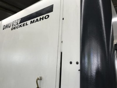 DECKEL MAHO DMU 50V Vertical Machining Center i_03452521