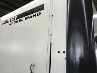 DECKEL MAHO DMU 50V Vertikales Bearbeitungszentrum i_03452521