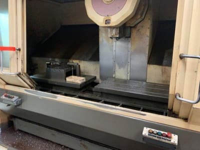 HEDELIUS BC 40 D Vertical Machining Centre i_03452580