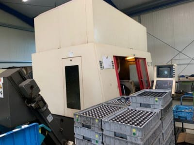 HEDELIUS BC 40 D Vertical Machining Centre i_03452583