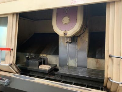HEDELIUS BC40D Vertical Machining Center i_03452589