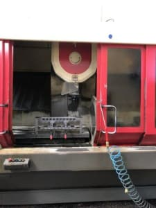 HEDELIUS BC 40 D Vertical Machining Centre i_03452592