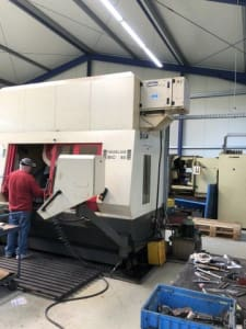 HEDELIUS BC 40 D Vertical Machining Centre i_03452595