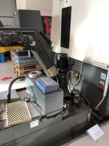 HEDELIUS BC40D Vertical Machining Center i_03452597