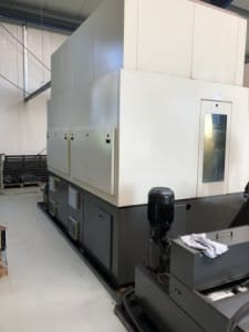 HEDELIUS BC 40 D Vertical Machining Centre i_03452599