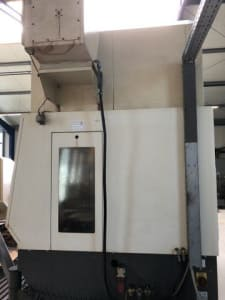 HEDELIUS BC 40 D Vertical Machining Centre i_03452601