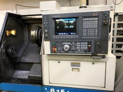Tornio CNC OKUMA LB15 i_03452785