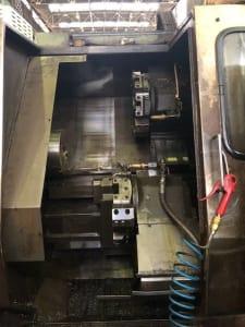 OKUMA LC20ST CNC Drehmaschine i_03452798