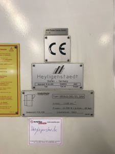 HEYLIGENSTAEDT Heynumat 15 UK / 800 CNC Lathe i_03454199