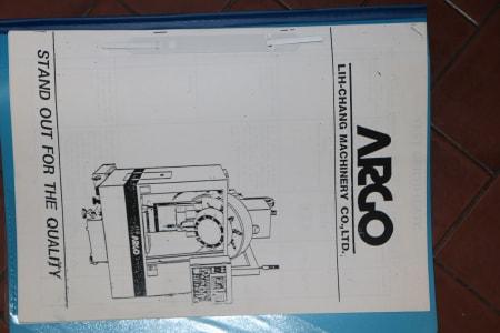 ARGO A-1 Vertical Machining Centre i_03472361