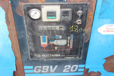 BOTTARINI GBV 20 Screw compressor i_03487703