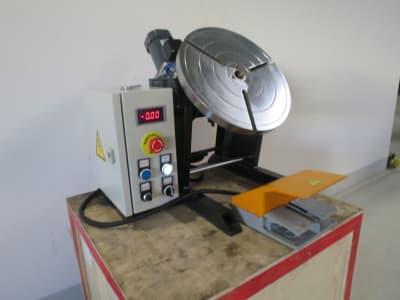 DUMETA BYT-100N Welding turntable i_03494330