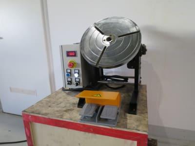 DUMETA BYT-100N Welding turntable i_03494332