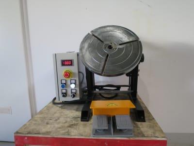 DUMETA BYT-100N Welding turntable i_03494333