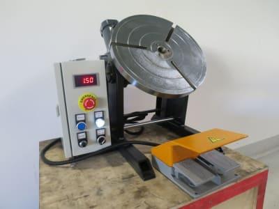 DUMETA BYT-100N Welding turntable i_03494334