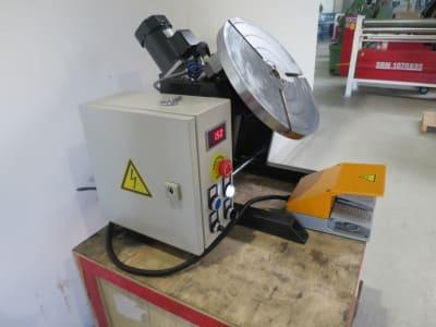 DUMETA BYT-100N Welding turntable i_03494338