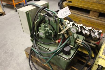 Centro di lavoro verticale MORI SEIKI NV 5000 A/40 i_03498965