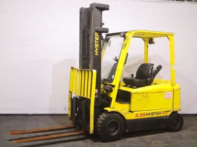 HYSTER J3.20XM EL Electric Four wheel Counterbalanced Forklift i_03502446