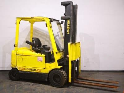 HYSTER J3.20XM EL Electric Four wheel Counterbalanced Forklift i_03502447