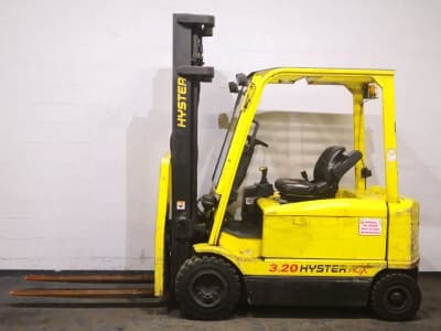 HYSTER J3.20XM EL Electric Four wheel Counterbalanced Forklift i_03502448