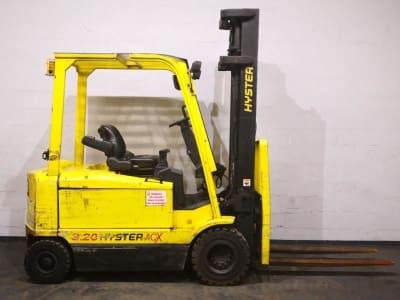 HYSTER J3.20XM EL Electric Four wheel Counterbalanced Forklift i_03502453