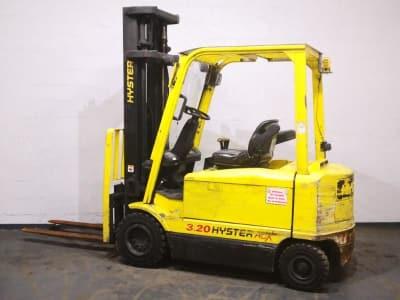 HYSTER J3.20XM EL Electric Four wheel Counterbalanced Forklift i_03502454