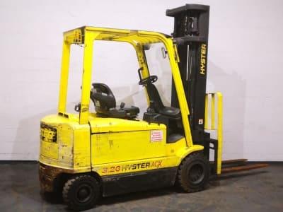 HYSTER J3.20XM EL Electric Four wheel Counterbalanced Forklift i_03502455