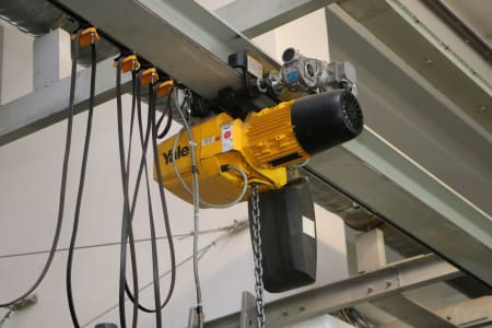 YALE VPE 2-A-CPM/3 Electric Chain Hoist i_03506901