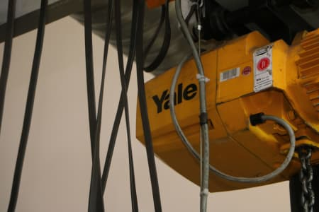 YALE VPE 2-A-CPM/3 Electric Chain Hoist i_03506902