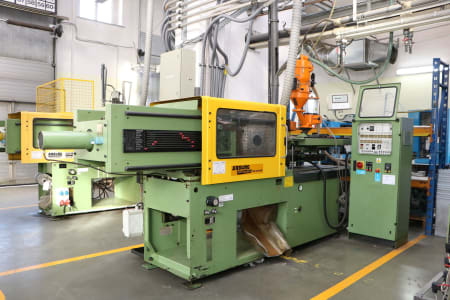 ARBURG ALLROUNDER 320-210-850 Plastic Injection Machine i_03507633