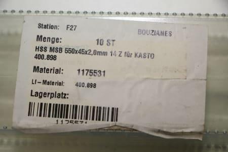 KOMET SB-5 10 Machine Saw Blades i_03510957