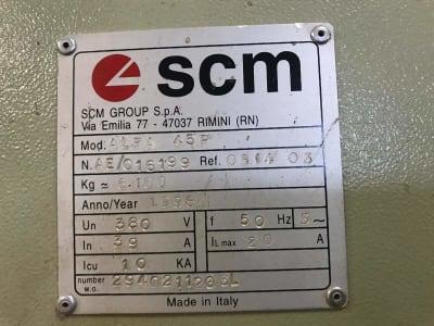 Seccionadora SCM ALFA 45P i_03519050