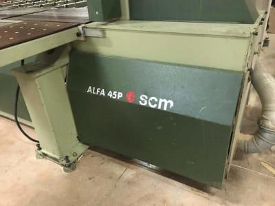 SCM ALFA 45P Platenzaag i_03519052