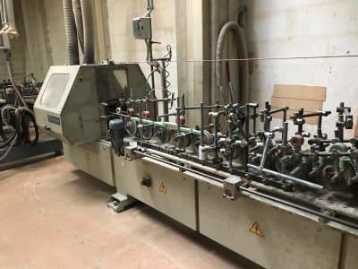 Système de revêtement STEMAS + BARBERAN PL32/LEVAC i_03519069