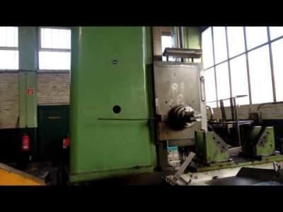 WOTAN B 160 P Horizontális fúró-marómű with rotary table v_00367865