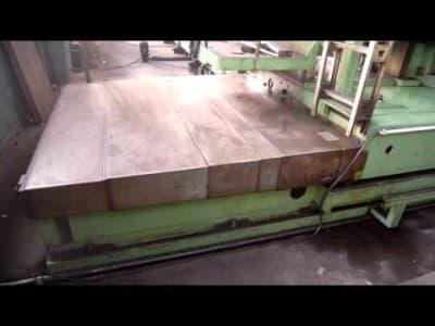 Mandrinadora de columna móvil con mesa giratoria WOTAN B 160 P v_00367866