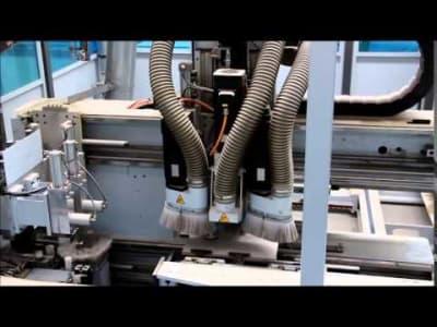 WEEKE Profiline ABS 110 Özel cepheler CNC Matkap-Pres-İşleme Merkezi v_00704861
