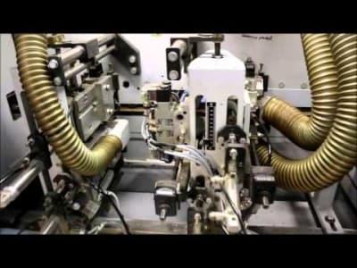 HOMAG Optimat KAL 310/6/A3/S2 Élzárógép v_00832867
