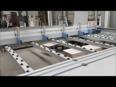 Scie à panneaux HOLZMA Optimat HPP 350/43/43 v_02457497