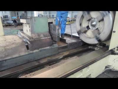 Meuselwitz DXWK 1000/3 CNC Heavy Duty Roll Lathe v_02478858