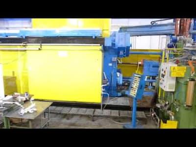 REMU DCM 1800 Kaltkammer-Druckgussmaschine v_02639768