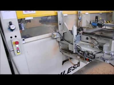 RILESA / H&M Rapid 1500 / Special Drill / HM-D Chop Saw & Through-Feed Drilling Machine v_02725939