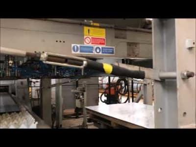 SALVAGNINI Stroj za lasersko rezanje v_02728923