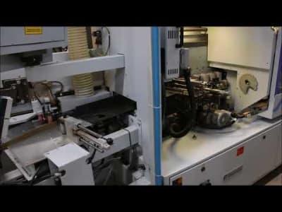 BRANDT - LIGMATECH KDF 880 Profi - ZHR 01 Edgebander with Top Pressure Belt v_02774449