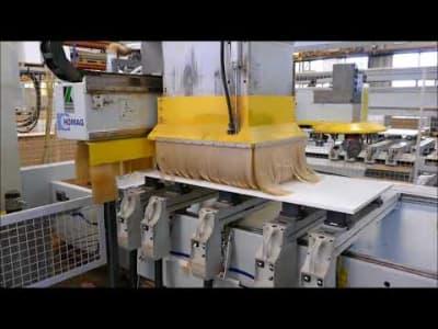 Centro di lavoro CNC HOMAG GENIUS BOF411/30/PM v_02805753