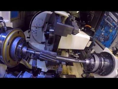 JUNKER Quickpoint 5000/40 Cylindrical Grinder v_02819536