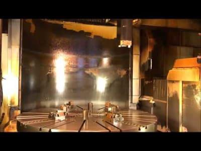 GIDDINGS & LEWIS VTC 2500 CNC-Vertikal Dreh und Fräszentrum v_02861871